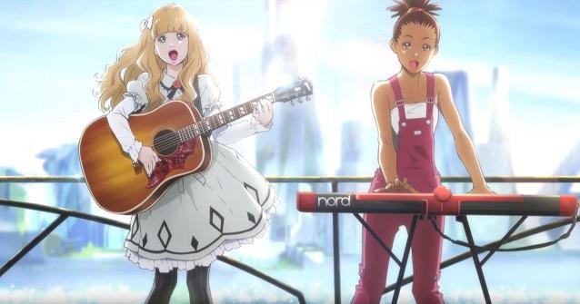 火星上的音乐少女,渡边信一郎×BONES动画《Carole & Tuesday》预告和视觉图公开